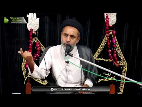 [1] H.I Syed Muhammad Haider Naqvi | Safar 1439/2017 - Urdu