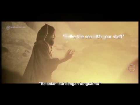 [Clip] Allah Bersama Kita | Animasi Kisah Nabi Musa - Farsi sub Malay