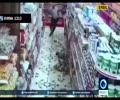 [13 November 2017] Moment massive earthquake hits Iraqi cities (Compilation) - English