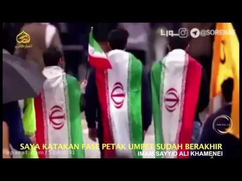 [Clip] Saya Katakan Fase Petak Umpet Sudah Berakhir | Imam Sayyid Ali Khamenei - Farsi sub Malay