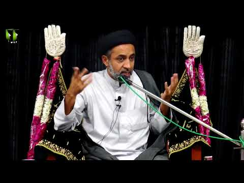 [4] H.I Syed Muhammad Haider Naqvi | Safar 1439/2017 - Urdu