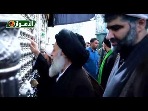 ممثل ولي الفقيه في محافظة خوزستان آية الله الموسوي الجزائري في