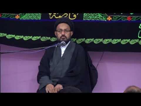 [Majlis] Topic: Haqeqe Rizq - حقیقی رزق   H.I Sadiq Raza Taqvi   Safar 1439/2017 - Urdu