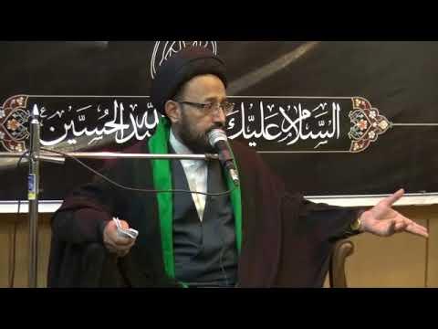 [Majlis] Topic: Nusrate Imam or Azadari   H.I Sadiq Raza Taqvi   Safar 1439/2017 - Urdu