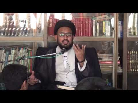[Majlis] Topic: Imam Kazim kay Aqwaal   H.I Sadiq Raza Taqvi   Safar 1439/2017 - Urdu