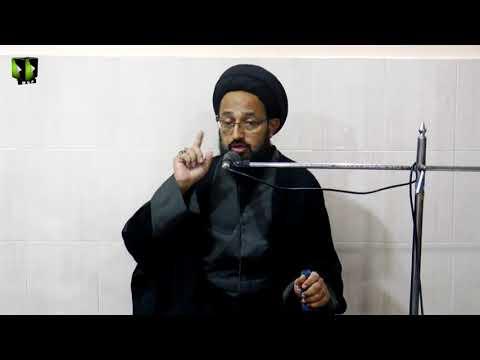 [5] Topic: ثمرات عزاداری | H.I Sadiq Raza Taqvi - Safar 1439/2017 - Urdu