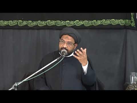 [02] Imam Sajjad (a) Aur Irtebaat-e-Elahi   27th Muharram 1439 A.H   Moulana Taqi Raza Abedi - Urdu