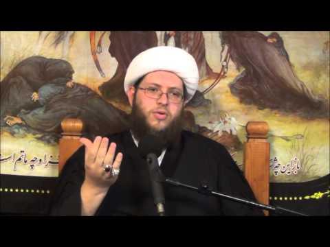 الإمام الحسين في سورة الفجر (الجزء الأول) || الشيخ نامي فرحات ا�