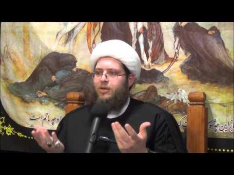 الإمام الحسين في سورة الفجر (الجزء الرابع) || الشيخ نامي فرحات �