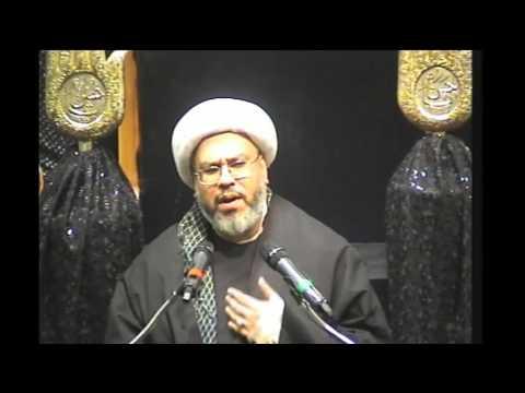 Glimpes into Dua2 - Sheikh Shabbir Hassanally - Ashra Zainabiya - Safar 19th Night 1438 2016 - English