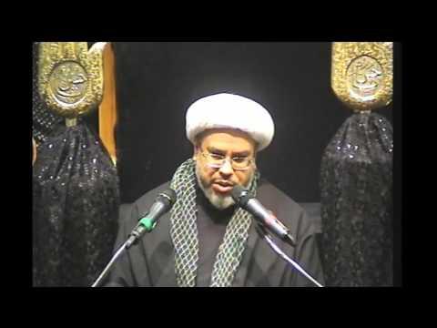 Glimpes into Dua 3 - Sheikh Shabbir Hassanally - Arbaeen Night - Safar 20th Night 1438 2016 - English