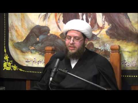 الإمام الحسين في سورة الفجر (الجزء السادس) || الشيخ نامي فرحات �