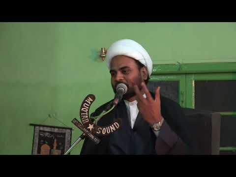 [Majlis] Emaan aur Amalus Saleh - 26 Safar 1439 - Moulana Akhtar Abbas Jaun - Urdu