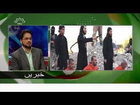 [21Nov2017] داعش کی شکست پر جنرل سلیمانی کا رہبر انقلاب اسلامی کے نام پی