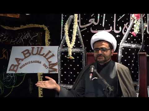 [2] Topic: Shukur kia hay aur kaisay ada kia jaye |Sheikh Hasnain 27 Safar 2017 - Urdu
