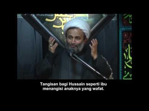 [Clip] Jangan Sepelekan Cinta Imam Husain as - Farsi sub Malay