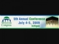 MUSLIM CONGRESS 5th Annual Conference - Dearborn MI - July 4th and 5th 2009 - All Languages