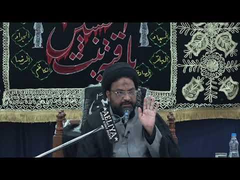 [03] Wilayat-e-Faqih Asr-e-Hazir Ki Zarurat | Moulana Syed Taqi Raza Abedi - Urdu