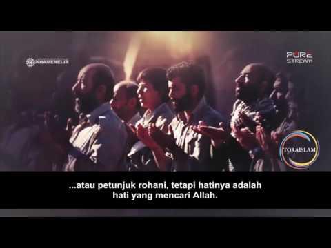 [Clip] Mustafa Chamran; Terpelajar, Religius, Syuhada - Farsi sub Malay