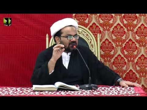 [جشن صادقین | Jashne Sadiqain] Speech: Moulana Muhammad Razz Dawoodani | Rabi Ul Awal 1439/2017 - Urdu
