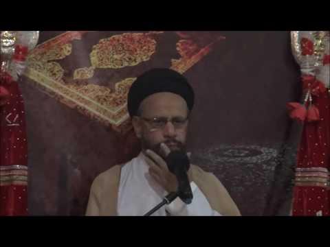 1st Lecture 14 Ramzan-ul-Mubarak 1437/2015 Topic: Amaniyat(Peace) By H.I Moulana Syed Mohammad Zaki Baqri - Urdu
