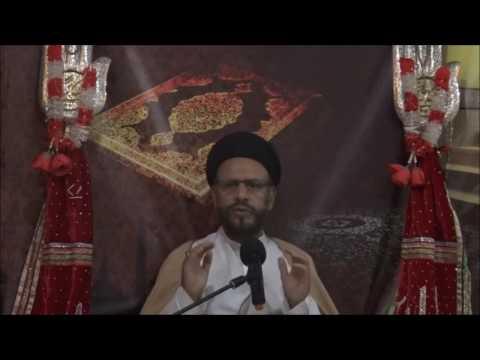 2nd Lecture 15 Ramzan-ul-Mubarak 1437/2015 Topic: Amaniyat(Peace) By H.I Moulana Syed Mohammad Zaki Baqri - Urdu