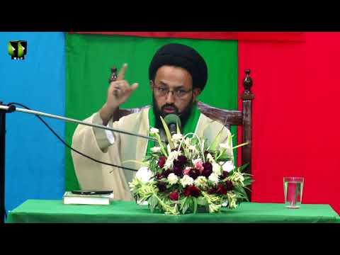 [Youm e Mustafa (saww)] Speech: H.I Sadiq Raza Taqvi | 1439/2017 - Urdu