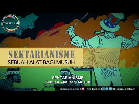 [Clip] SEKTARIANISME Sebuah Alat Bagi Musuh | Imam Sayyid Ali Khamenei - Farsi sub Malay