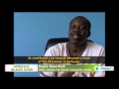 [Documentary]  Africa\'s Black Star: Osagyefo P1 - English