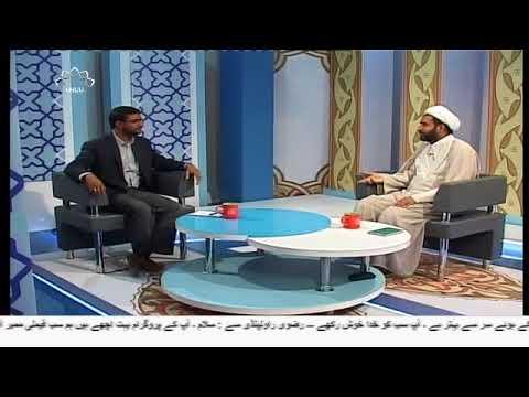 [13 Dec 2017] امام حسن مجتبی علیہ السلام کی سیرت،  ، شہید مطہری کی نگاه م�