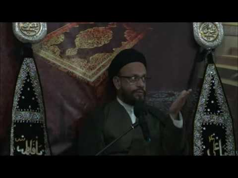 6th Lecture 19 Ramzan-ul-Mubarak 1437/2015 Topic: Amaniyat(Peace) By H.I Moulana Syed Mohammad Zaki Baqri - Urdu