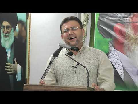 [Day 02] HAFTA-E-WAHDAT 1439 A.H - Naat - Janab Hassan Bilal Naser - Urdu