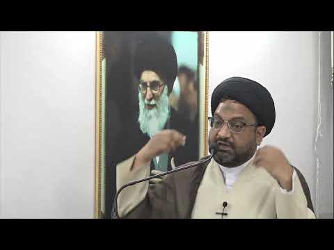 [Day 06][Last] HAFTA-E-WAHDAT 1439 A.H - Moulana Syed Taqi Raza Abedi - Urdu