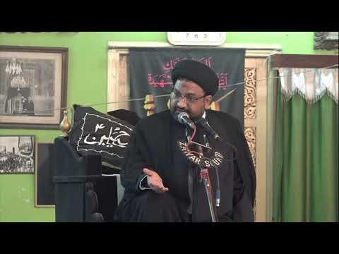 Tafseer-e-Surah-e-Hujurat | 19th Rabiul Awwal 1439 A.H | Moulana Syed Taqi Raza Abedi - Urdu
