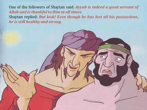 [Story] Prophet Ayyub a.s - English