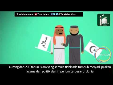 [Clip] Agama dengan Pertumbuhan Pemeluk Tertinggi di Dunia - English sub Malay