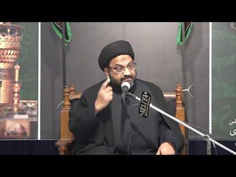 [CLIP] Fazayel-e-Ameer al-Momineen (a) - Moulana Syed Taqi Raza Abedi - Urdu