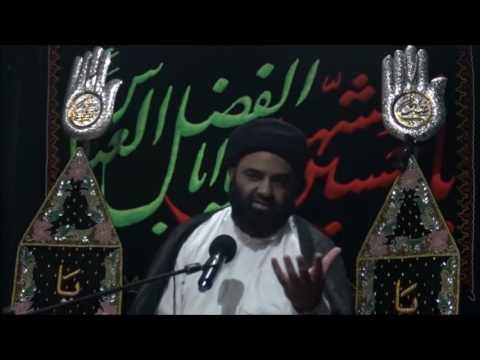 Majlis Eve of 15 Safarul Muzzafar 1438 Tazeem-e-Shuair aur Ahdaaf-e-Karballa By H.I Moulana Syed Kazim Abbas Naqvi -Urdu
