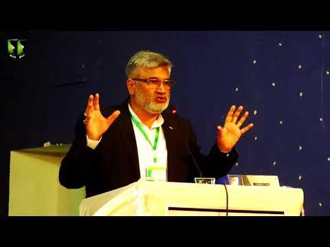 [Speech] Raza Jafri   Mahdaviyat Muhafiz-e-Islam Convention 2017 - ASO Pak - Sindhi