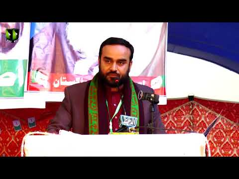 [Youm-e-Sadiqain] Br. Fazal Hussain Asghari | Mahdaviyat Muhafiz-e-Islam Convention 2017-ASO Pak - SIndhi