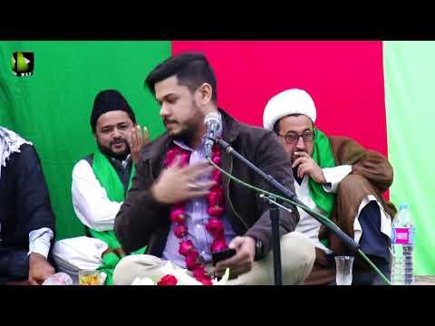 [ Jashan-e-Masoomeen (A.S) ] Manqabat : Br. Izhar Hussain Fatehpuri | 30-December-2017 - Urdu