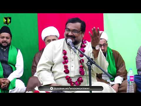 [ Jashan-e-Masoomeen (A.S) ] Manqabat : Janab Shuja Rizvi | 30-December-2017 - Urdu