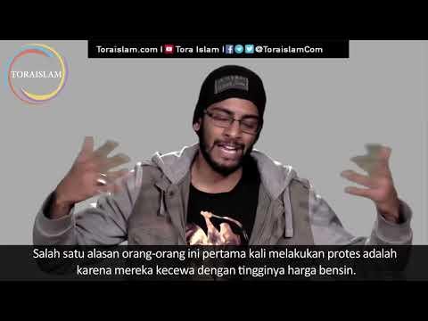 [Clip] Realitas di Balik Protes Iran - English sub Malay