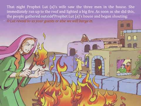 [Story] Prophet Lut (a) - English