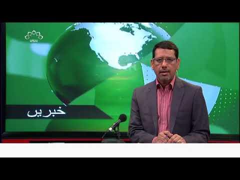 [18Jan2018] رہبر انقلاب اسلامی کے نام فلسطینی تنظیم حماس کے سربراہ کا خ�
