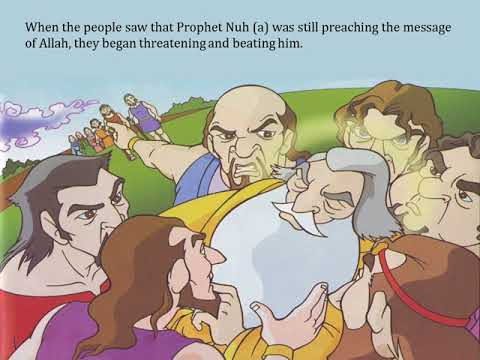 [Story]  Prophet Nuh (a) - English