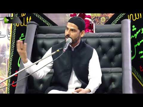 [5th Majlis-e-Barsi]Shaheed Ustad Sibte Jafar Zaidi |Khitaab: Moulana Mubashir Zaidi - 20January2018 - Urdu