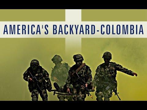 [Documentary] America\'s Backyard: Colombia - English