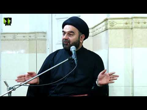 [Majlis 1] Khitaab: Moulana Muhammad Ali Naqvi | Topic: Janab e Syeda Ka Salika e Ibadat | Ayaam-e-Fatimiya (sa)