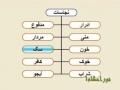 نور احکام 1 - توضیح المسایل Persian نجاسات، چگونگی نجس شدن اشیا پاک